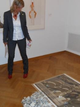 In the Gemeente museum 2012