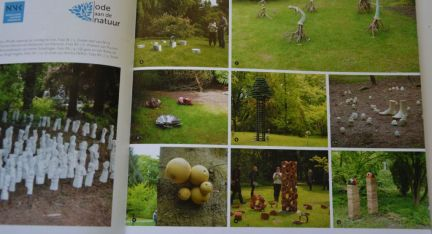 Dutch ceramic magazine. In+Sight. Annica Delfos