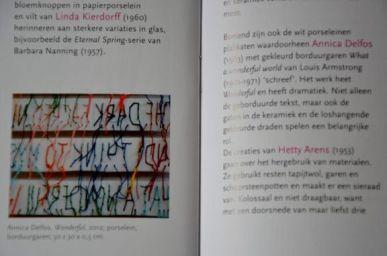 Catalog Keramix. The Netherlands A Wonderful world. Annica Delfos
