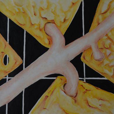 Next Generatiom 45 x 45 cm Annica Delfos